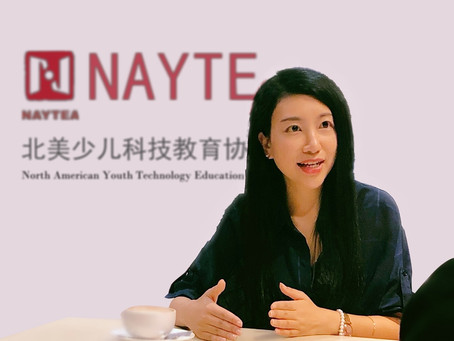 NAYTEA bring a better education worldwide