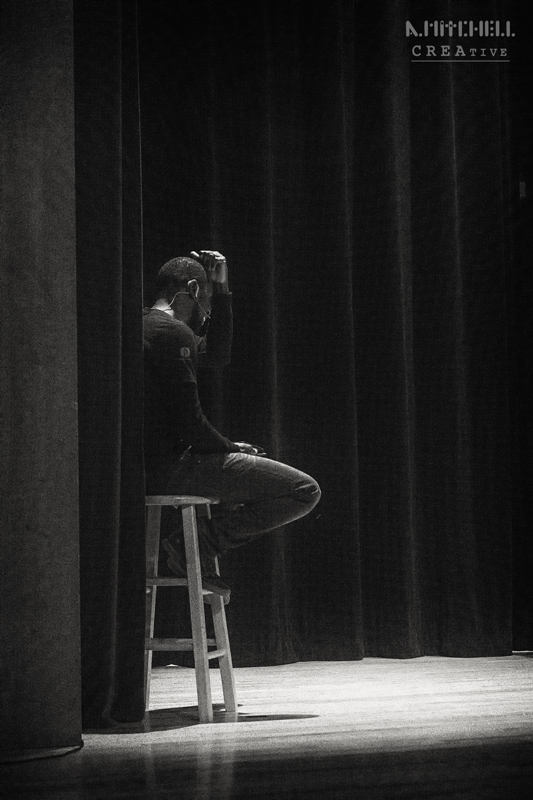 paul_looking_across_stage_black_and_white