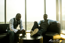 Bryan and Paul Johnson authors