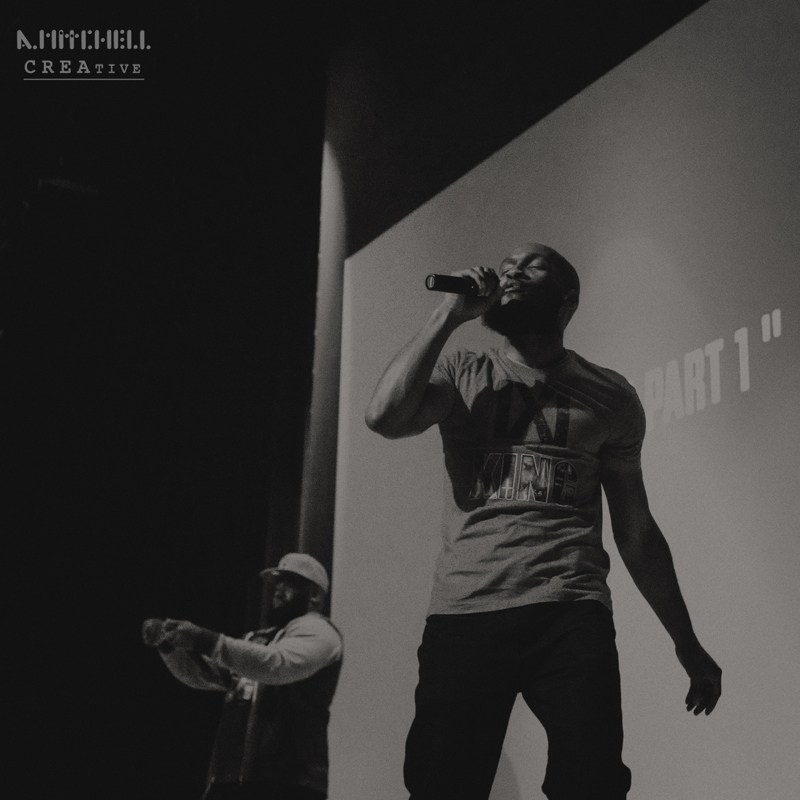 rapper_01_performing_square_format_black_and_white