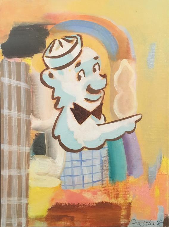 Frostee Bear