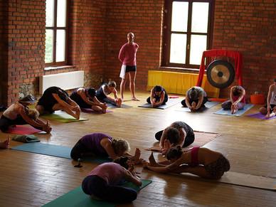 Circle yoga - method practice ?