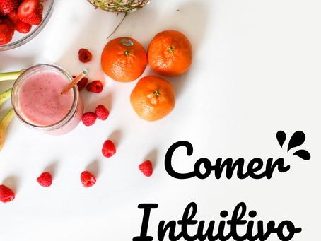 Você sabe o que é o Comer Intuitivo?