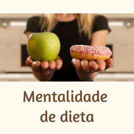 """A """"mentalidade de dieta"""" e o falso controle sobre o corpo e o comer"""