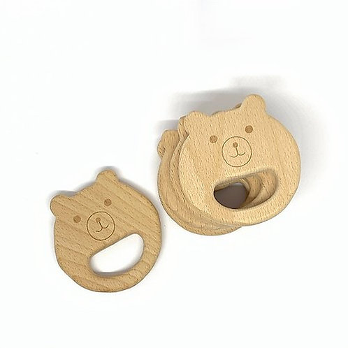 Round Bear Teether