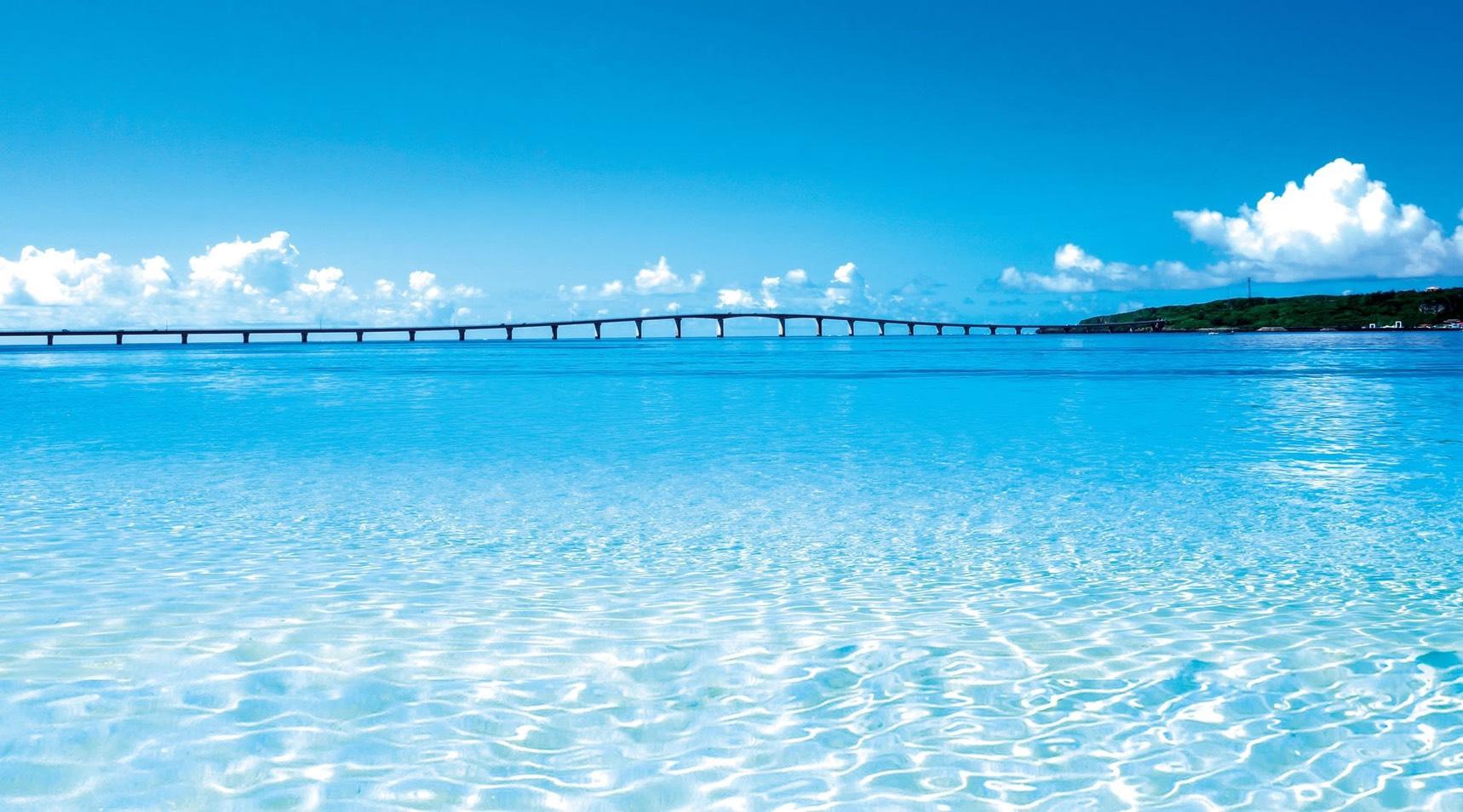 MIYAKO ISLAND SEA