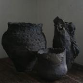wabi-sabi of wild clay