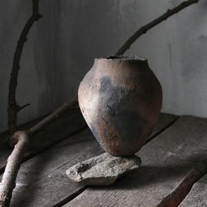 Wabi-sabi nordic vase