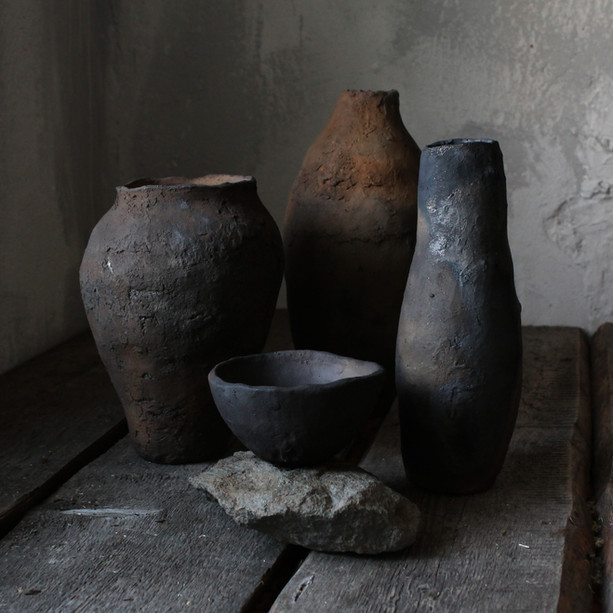 Wabi-sabi interior decor