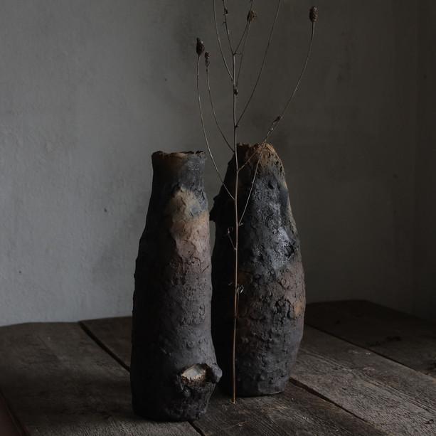 Wabi-sabi ceramics