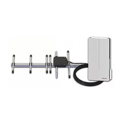 Комплект для усиления сотового сигнала Локус MOBI-900 TURBO