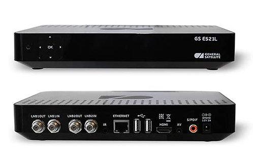 Спутниковый ресивер Wi-Fi GS E521L