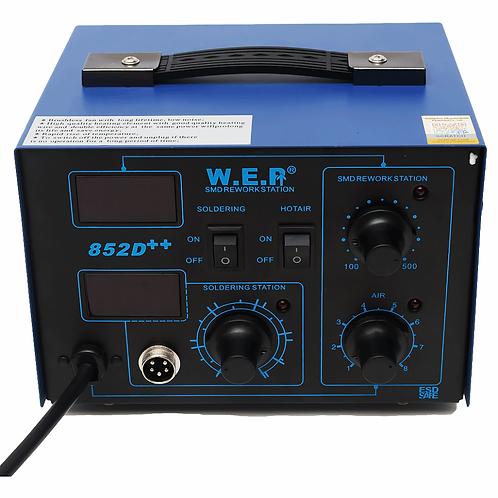 Паяльная станция WEP 852d++