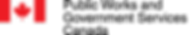 public works, canada, gov, logo