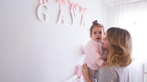Gaya's Baby Room