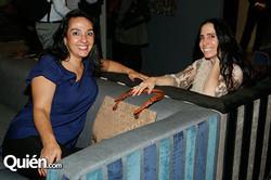 Eugenia y Yemile