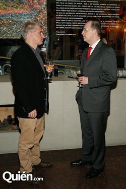 Frank Lynen y Kristian Frick