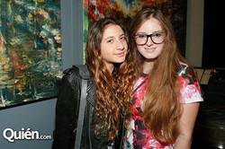 Daniela y Michelle