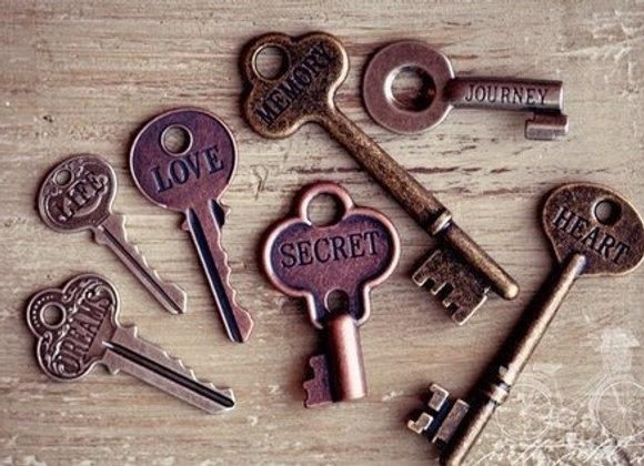 """Carte cadeau sophrologie """"bien-être à la clé"""" : 2 séances de sophrologie"""