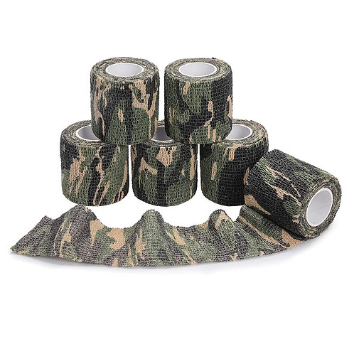 Camouflage Stretch Tapes
