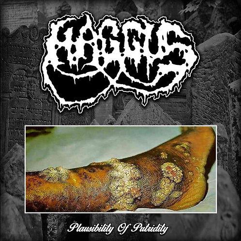 "Plausibility Of Putridity 12"" Vinyl"