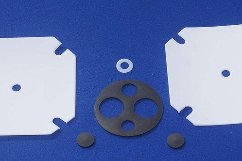 TA-11312 Diaphragm Kit, 2-Ply PTFE