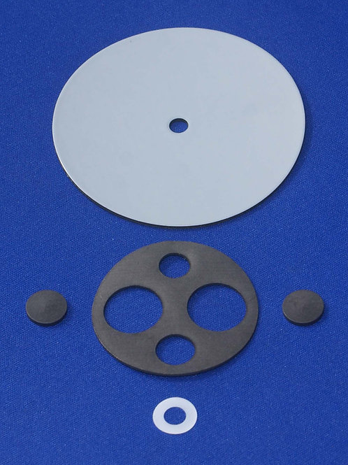TA-22416 / 11305 Diaphragm Kit, PTFE/EPDM