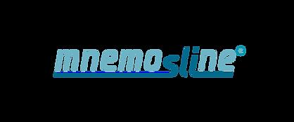 logo mnemosline BIANO NRM sfondo ridotto