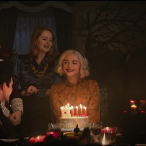 The GRAND Finale! The END of Chilling Adventures of Sabrina is happening in S4E8