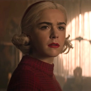 Is this the END of Sabrina Morningstar!? Find out in Chilling Adventures of Sabrina S4 E7