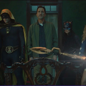 """Stargirl S2E3 TV REVIEW: """"So Cool!"""" Another new, glowing JSA hero premieres!"""