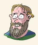caricatura di Christian Demarta