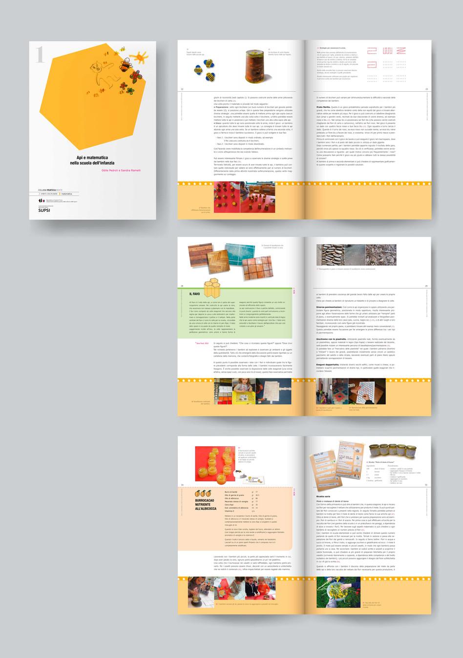 "Brochure ""Api e matematica"""