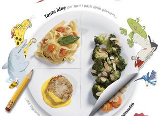 """Ricettario """"il piatto equilibrato"""""""