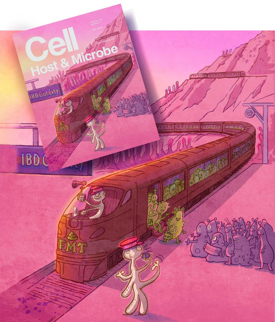Copertina per Cell-Host & Microbe