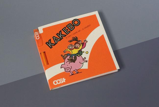 """Agendina """"kakebo"""""""