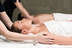 Couples massage massoterra