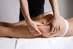 Cellulite massage massoterra