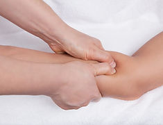 Deep Tissue massage massoterra