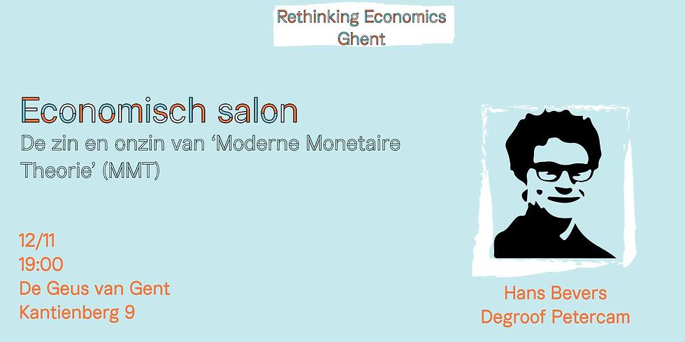 Economisch salon: De zin en onzin van moderne monetaire theorie.