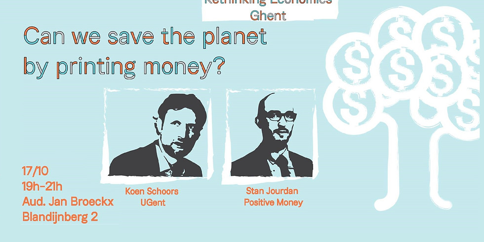Openingsdebat: Geld drukken voor het klimaat?