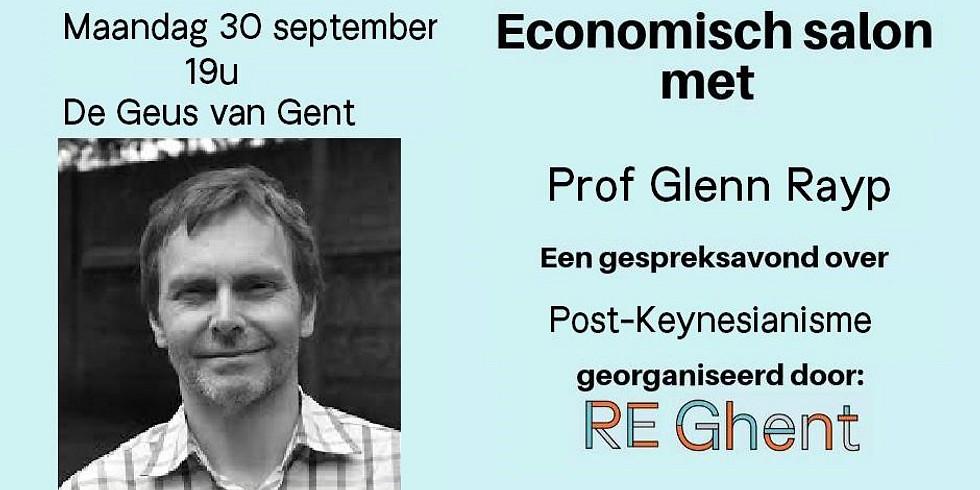 Economisch salon - de Post-Keynesiaanse economie