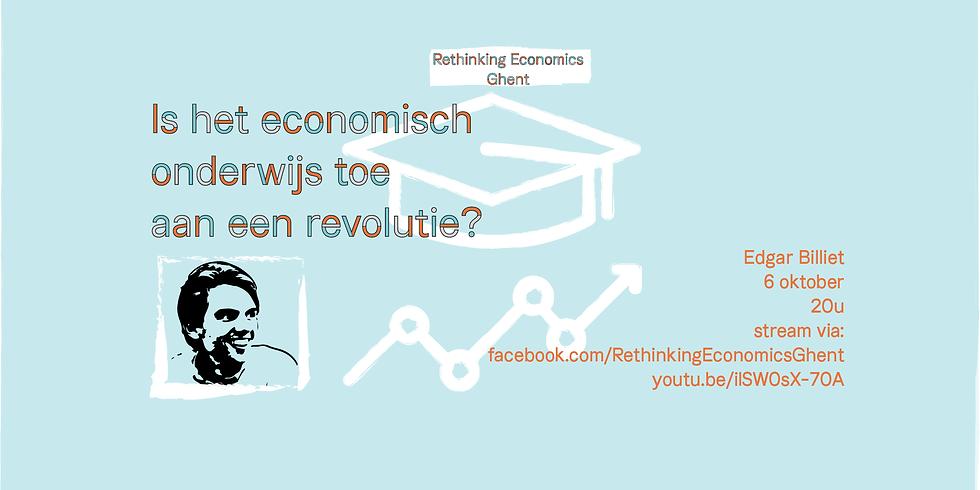 Is het economisch onderwijs toe aan een revolutie?
