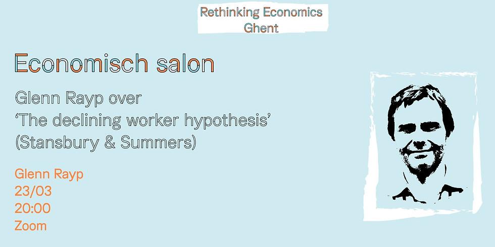 Economisch salon: The declining worker hypothesis