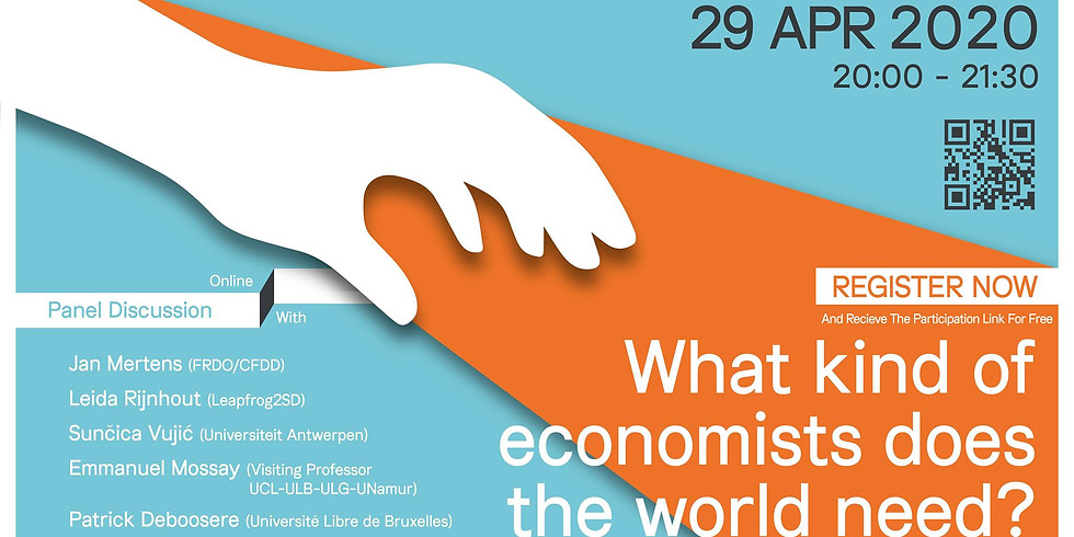 What kind of economists does the world need?