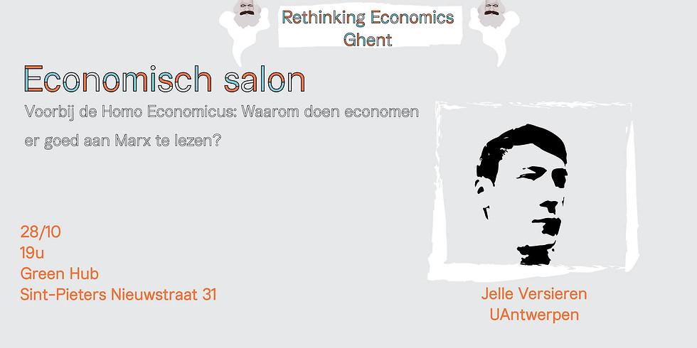Economisch salon: voorbij de homo economicus