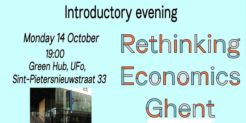 Introductieavond Rethinking Economics Gent