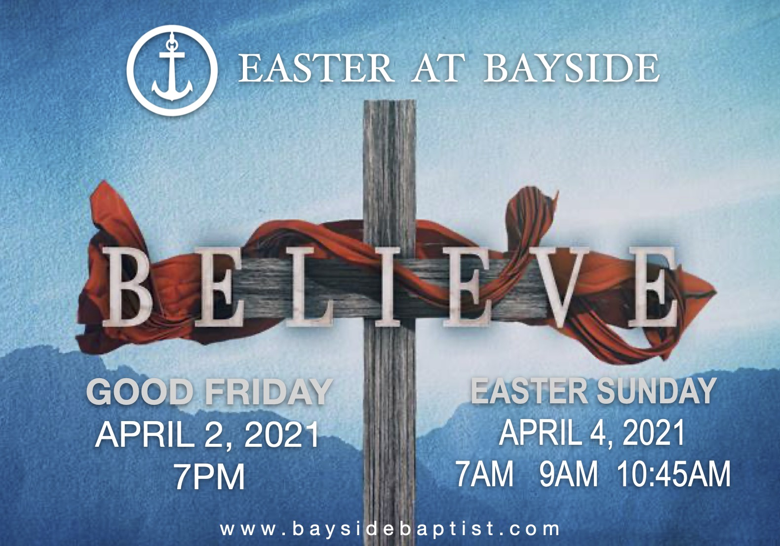 EASTER at Bayside