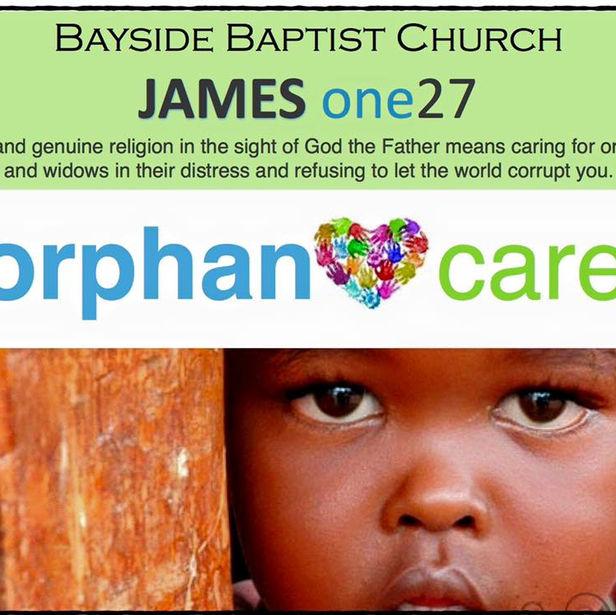 Jamesone27 ORPHAN CARE
