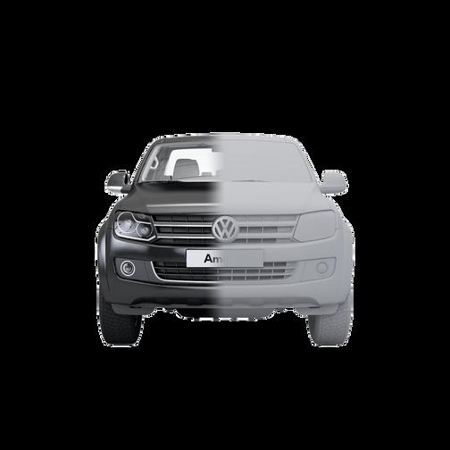 3D VW Amarok Visualisierung